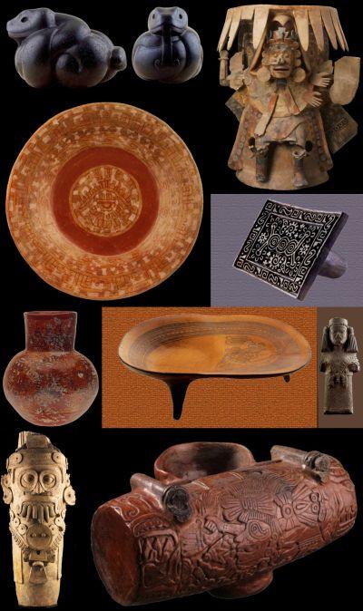Ad:  Aztek Uygarlığı (Aztekler)3.jpg Gösterim: 332 Boyut:  56.5 KB