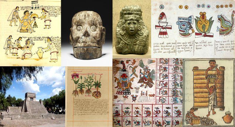Ad:  Aztek Uygarlığı (Aztekler)6.jpg Gösterim: 312 Boyut:  100.8 KB
