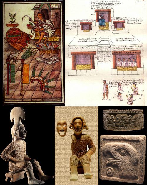 Ad:  Aztek Uygarlığı (Aztekler)4.jpg Gösterim: 308 Boyut:  82.8 KB