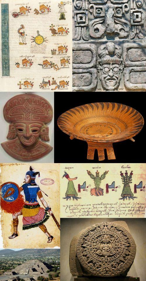 Ad:  Aztek Uygarlığı (Aztekler)5.jpg Gösterim: 332 Boyut:  128.6 KB
