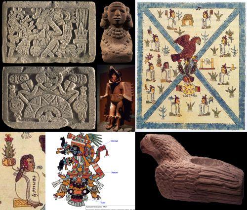 Ad:  Aztek Uygarlığı (Aztekler)7.jpg Gösterim: 315 Boyut:  65.2 KB
