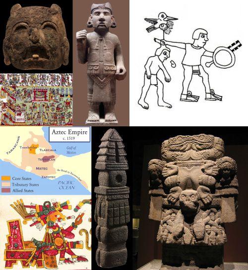 Ad:  Aztek Uygarlığı (Aztekler)8.jpg Gösterim: 314 Boyut:  69.7 KB