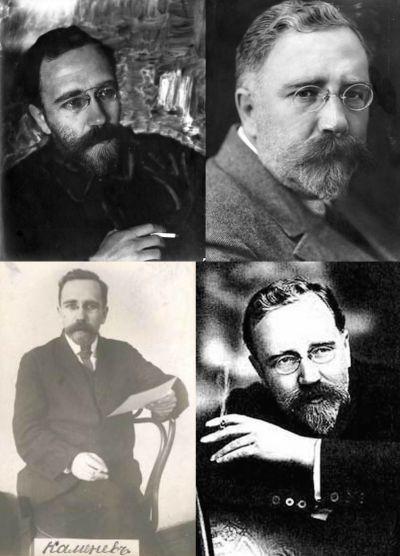 Каменев даже подал в отставку с началом восстания.