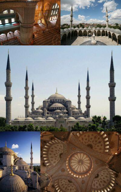 Ad:  Sultan Ahmet Camii4.jpg Gösterim: 311 Boyut:  50.7 KB