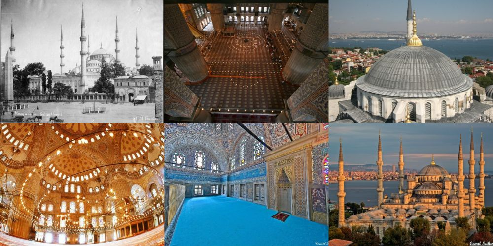 Ad:  Sultan Ahmet Camii3.jpg Gösterim: 374 Boyut:  125.0 KB