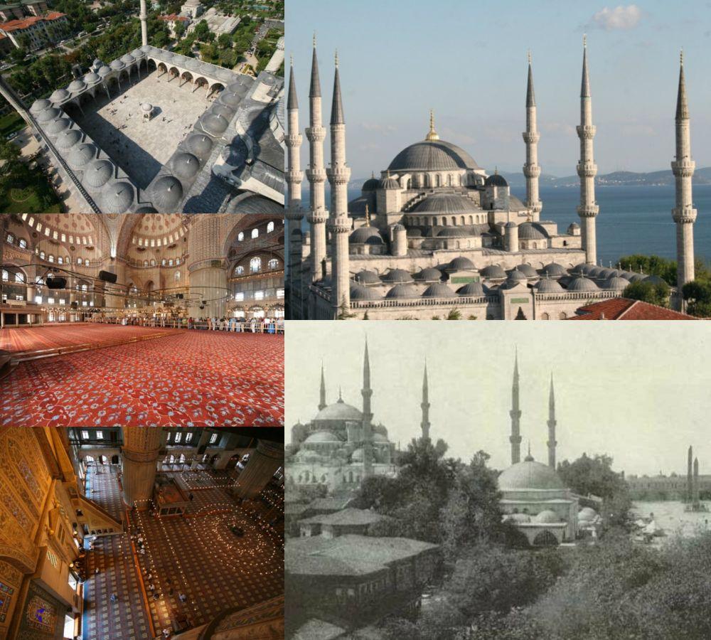 Ad:  Sultan Ahmet Camii5.jpg Gösterim: 159 Boyut:  166.7 KB