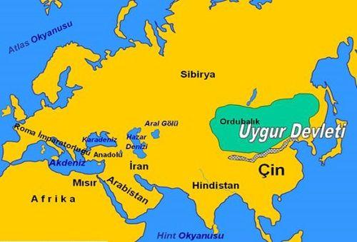 Ad:  Uygur Devleti.JPG Gösterim: 4548 Boyut:  30.8 KB