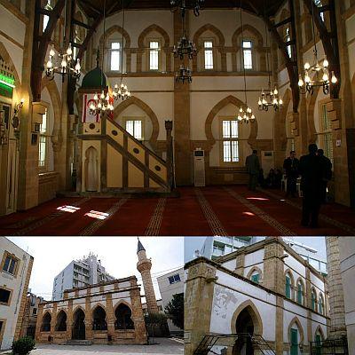 Ad:  SarayÖnü Camii.jpg Gösterim: 20 Boyut:  43.0 KB