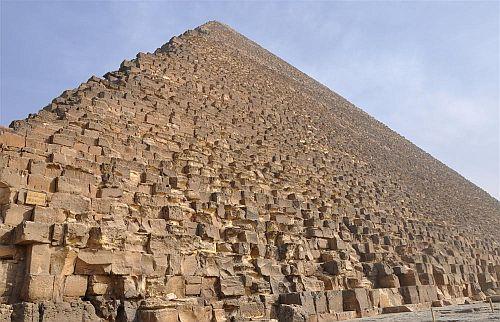 Dünyanın Yedi Harikası Piramitler Mısır Piramitleri