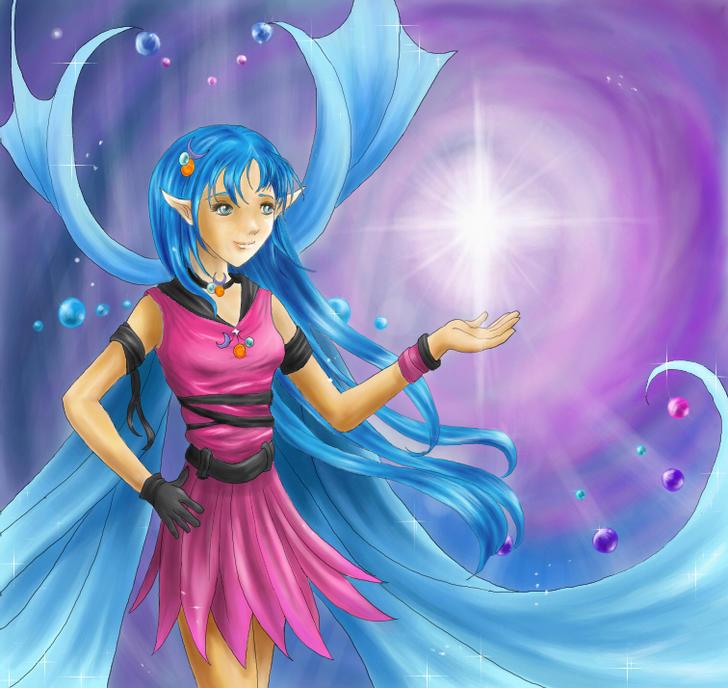 Ad:  Fairy_Star_Dust_by_Clsportraits.jpg Gösterim: 161 Boyut:  84.5 KB